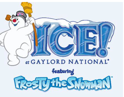 Ice Show - Ice! 2014 at Gaylord