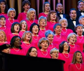 The Mormon Tabernacle Choir in Concert