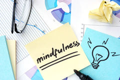 Creating Healthy Habits through Mindfulness