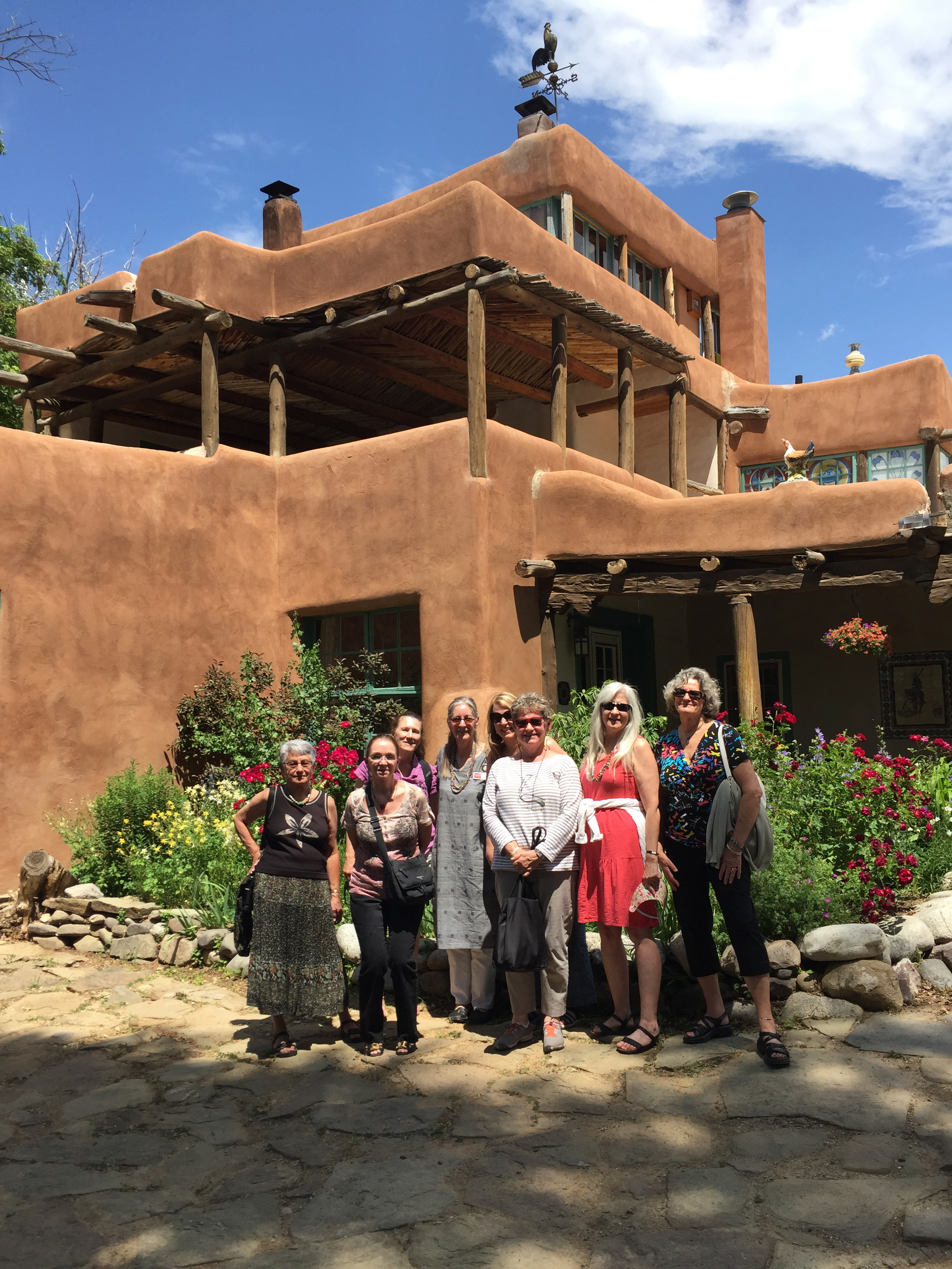 Tours of the Mabel Dodge Luhan House and Harwood Museum