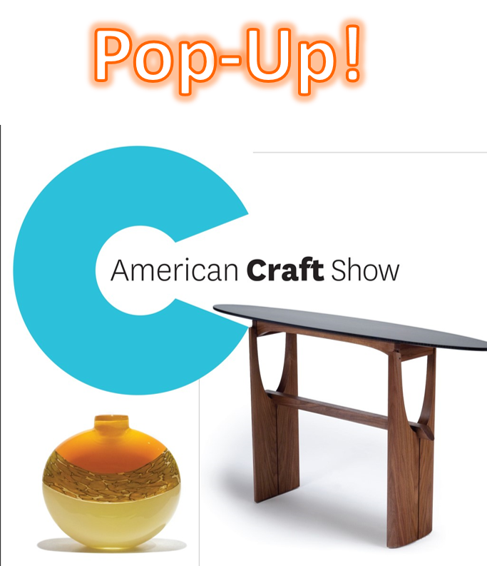 POP UP! Baltimore Craft Show