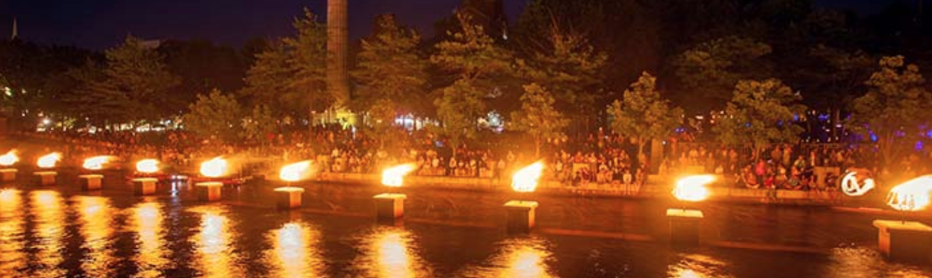 Waterfire & Cafe Nuovo