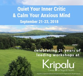 Quiet Your Inner Critic and Calm Your Anxious Mind