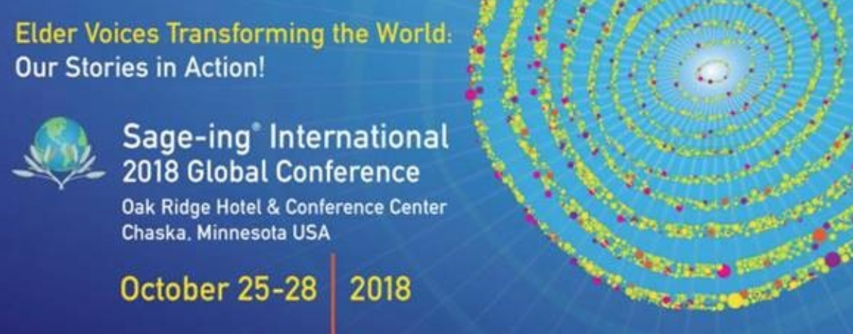 Sage-ing International 2018 Global Conference