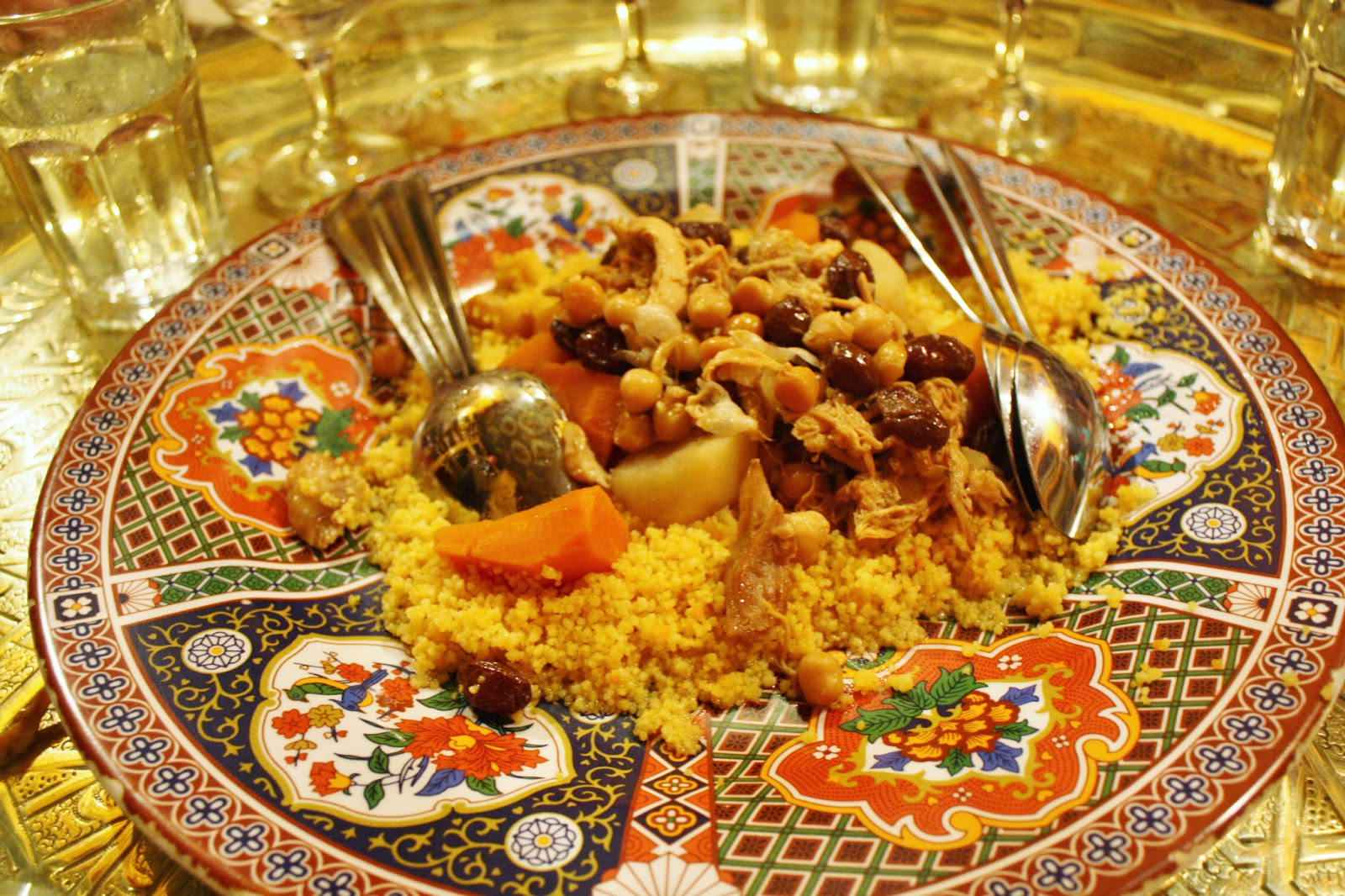 Foodie Group:  Experience the Exotic at Marrakesh