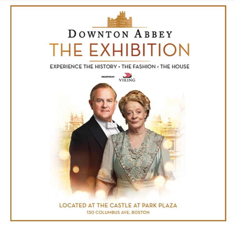 Downton Abbey:The Exhibition