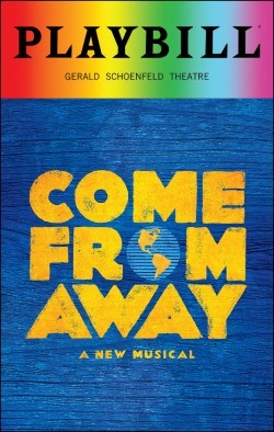 COME FROM AWAY at the Academy of Music