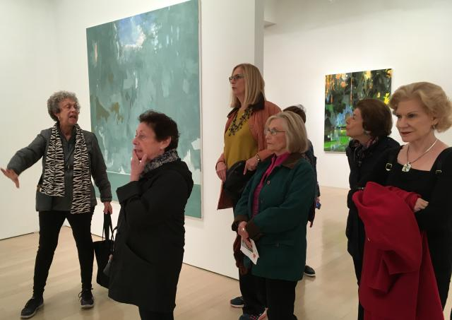 Private Tour of 57th Street Galleries