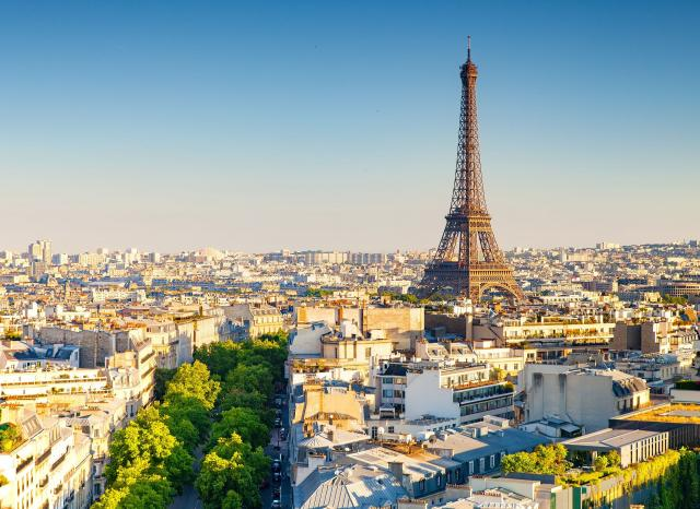 Discover Paris with the Travel SIG